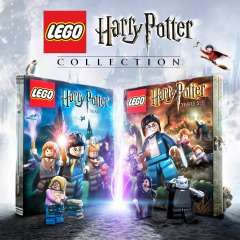 Lego Harry Potter collection ps4 PSN for £11.99