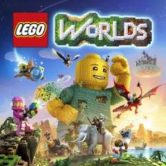 Lego worlds ps4 on psn for £11.99