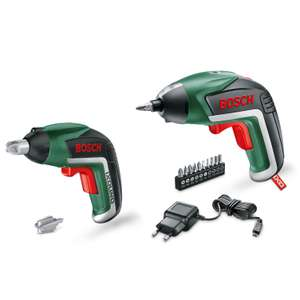 BOSCH 3.6V LI-ION CORDLESS SCREWDRIVER at B&Q for £25