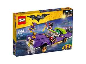 LEGO DC Comics 70906 Batman Movie The Joker Notorious Lowrider Batman Toy @ Amazon for £27