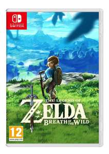 Zelda: Breath of the Wild - Nintendo Switch @Simply Games