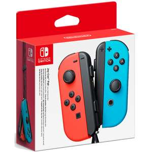 Nintendo Switch Joy-Con Neon Red and Blue Controllers - C&C only at Toys R Us for £49.98