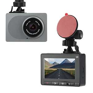 "YI 2.7"" Screen Full HD 1080P60 Dashcam Sold by YI Official Store UK and Fulfilled by Amazon for £28.79"