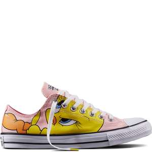 25% off Converse Sale items with code MEMBER + free delivery no min spend e.g. Chuck Taylor All Star Looney Tunes £26.24 - T-shirts £7.49 @ Converse