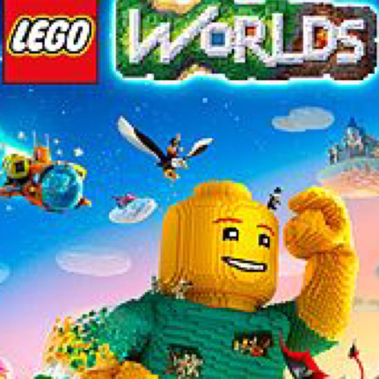 Lego worlds (XB1 DIGITAL), non gold £15