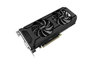 Palit Nvidia GeForce GTX 1070 Graphics Card - Black @Amazon