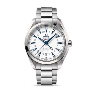 Hugh Rice Sale - Omega Seamaster Aqua Terra Good Planet Watch Half price and other deals on watches and jewellery - £3600 @ Hugh Rice