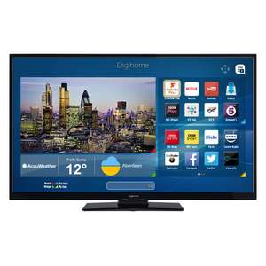 "49"" 4k UHD Smart TV (Delivered Tomorrow if quick) - £289 @ Co-Op Electrical"