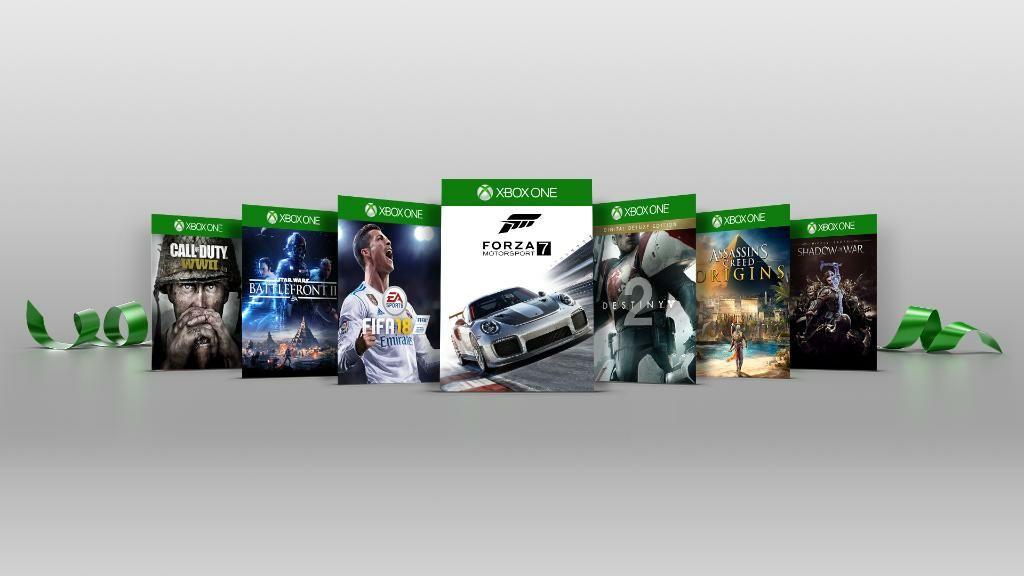 Xbox 2017 Countdown Sale