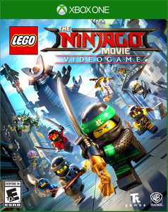 Lego Ninjago Digital Download (with Gold Sub) @ Xbox Store USA - £14.87