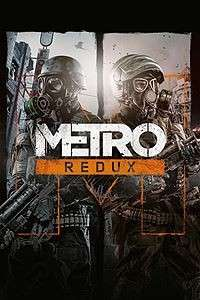 Metro Redux Bundle Steam PC £4.99 @ CDkeys (£4.74 with Facebook code)