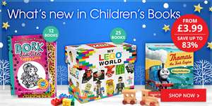 The Book People - FREE next day delivery on orders over £25 (hand picked faves only)
