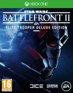 STAR WARS™ Battlefront™ II: Elite Trooper Deluxe Edition (with Gold Sub active) @ Xbox Store Russia - £28.02