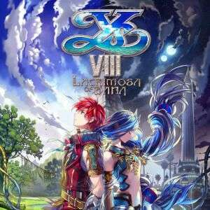 Ys VIII: Lacrimosa of DANA Ps Vita @ PSN Store - £24.49