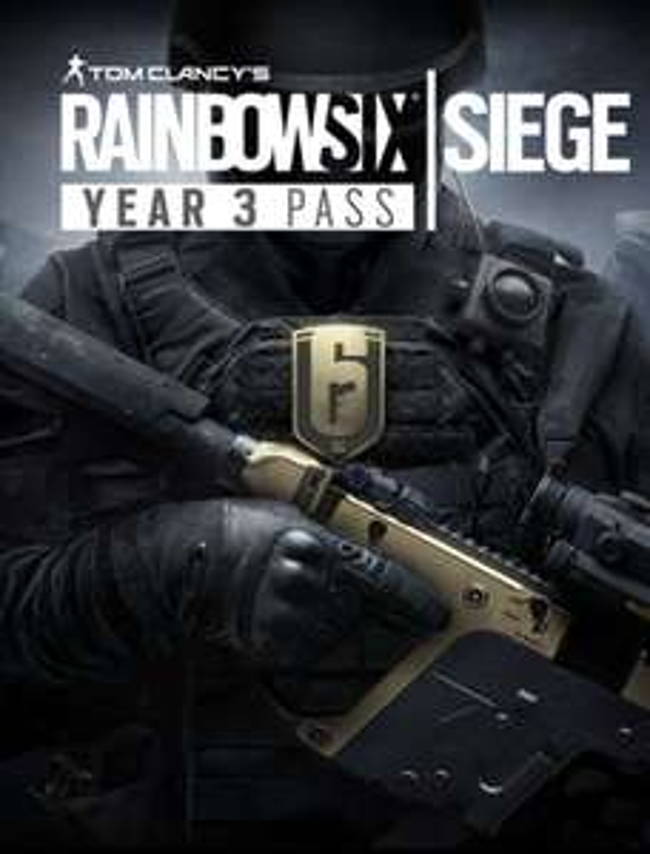 Rainbow Six Siege year 3 pass - £20.99 @ CDKeys