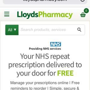 £5 off a £20 spend at Lloyds Pharmacy using code Stay20