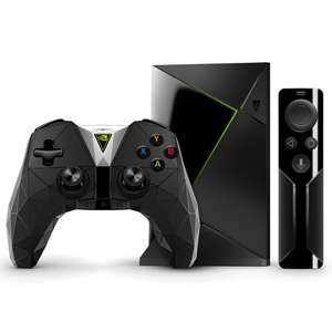 NVIDIA SHIELD TV 16GB - Remote & Controller - £159.99 @ John Lewis