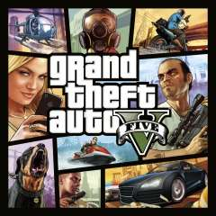 GTA V for £24.99 on PS Store
