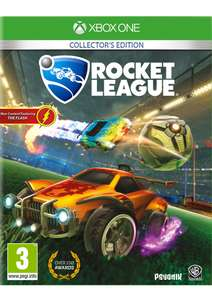 Rocket League collectors edition Xbox one - £12.99 @ SimplyGames