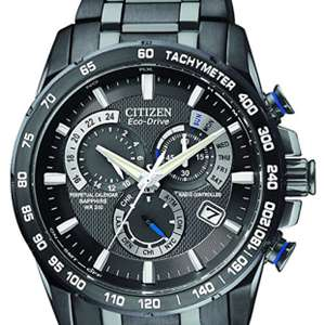 Citizen Men's Eco-Drive Chronograph Watch with sapphire glass face. £234.50 @ Amazon