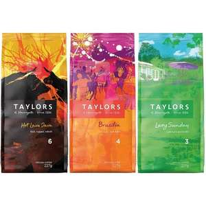 Taylors coffee £2.50 @ Sainsburys in store and online