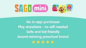 Free Games For Tiny Tots @Google Play Games