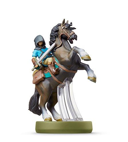 Zelda BOTW Link Rider Amiibo - £12.99 (Prime) £14.98 (Non Prime) @ Amazon