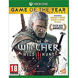 [Xbox One] The Witcher 3: Wild Hunt – Game of the Year Edition - £16 - Tesco - Free C&C