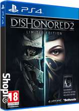 Dishonored 2 Limited Edition (PS4) £8.86 Delivered @ Shopto (Includes Dishonored Definitive Edition)