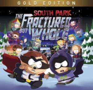 South Park gold edition - Fractured But Whole - £41.99 @ PSN