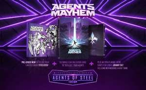 Agents of Mayhem - Steelbook Edition (PS4 & Xbox One) £9.85 Delivered @ Shopto