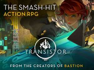 Transistor @ IOS store inc Apple TV £1.99