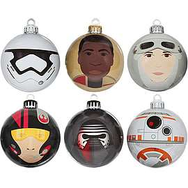Force Awakens, Destiny 2 and Avengers Christmas Baubles Half Price £6.50 at Game Online