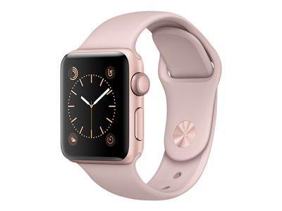 Apple Watch S1 38mm Rose Gold Pink Sand Sport Strap - £199.99 @ BT Shop