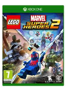 Lego Marvel Superheroes 2 £28.99 @ Amazon Xbox One and PS4 (back in stock and delivered before Christmas)