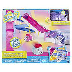 Zhu Zhu Pets Hamster House Playset - Tesco Direct (Free C&C) - £14.50