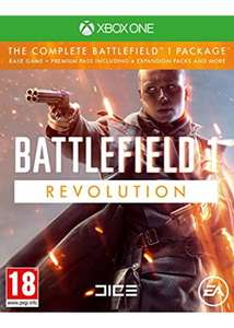 Battlefield 1 - Revolution Edition (Xbox One) £18.85 Delivered @ Base