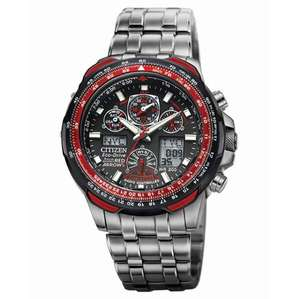 Citizen Eco-Drive Red Arrows Skyhawk A.T. Titanium £200 off down to £499 or £403.19 with code on buy now pay later, code until 23rd. Updated code LXJUL valid until February 2018.