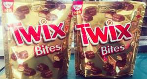 Twix Bites are 2 FOR £1 @ Heron Foods!