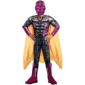 Avengers age of Ultron - Vision dress up - £2.99 instore @ Home Bargains