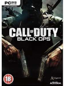 Call of Duty Black Ops PC Steam @ CDkeys £4.49 (Use Facebook code and pay £4.26)