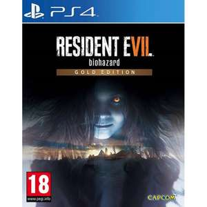 Resident Evil 7: Gold Edition PS4 - £28.95 @ The Game Collection