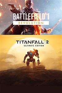Battlefield 1 Revolution & Titanfall 2 Ultimate Bundle (with Gold Sub) - £22.56 @ Xbox Store Russia