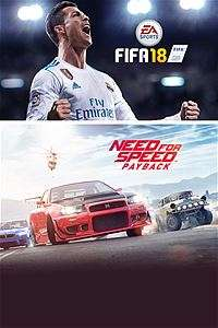 Need For Speed Payback & Fifa 18 Digital Download Bundle (with Gold sub) - £36 @ Xbox Store USA