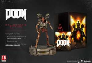 Doom Collector's Edition Xbox One - £14.99 @ GAME