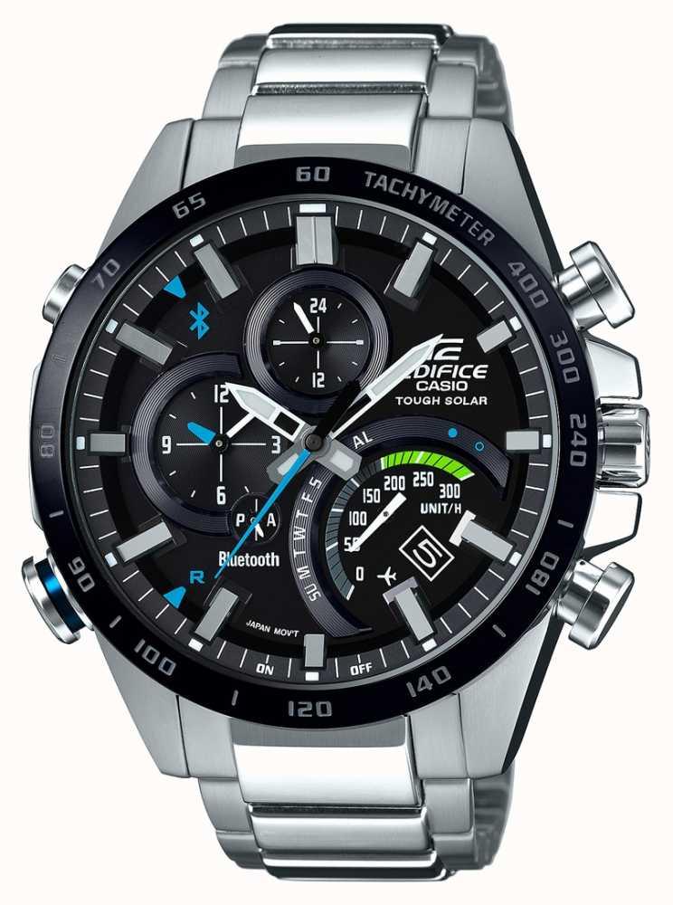 Casio Edifice Bluetooth Mens Tough Solar Racer EQB-501XDB-1AER - £245 / £208.25 Using code 15% off @ First Class Watches