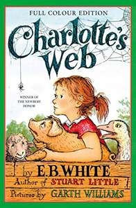 Charlotte's Web by E.B. White 99p on Kindle @ Amazon