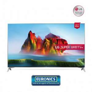 Lg 49SJ800V 5 years warranty £649 @ PRC