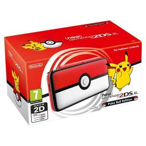 Nintendo 2DS XL Pokeball Edition £129.95 @ TheGameCollection