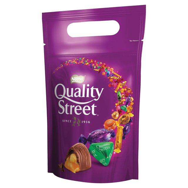 Quality Street 500g Pouch £2 @ Asda